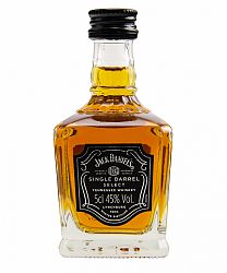 Jack Daniel's Single Barrel 0,05l (45%)