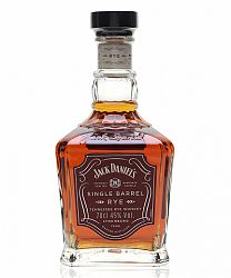 Jack Daniel's Single Barrel Rye 0,7l (45%)