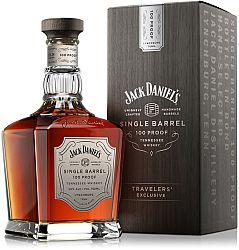 Jack Daniels Single Barrel 100 Proof 50% 0,7l