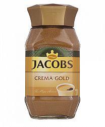 Jacobs Crema Gold instantná káva 200g
