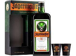 Jagermeister Party Pack 1,75l s pohármi 35%