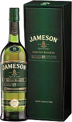 Jameson 18 ročná 40% 0,7l