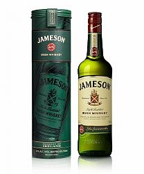 Jameson + GB 0,7l (40%)