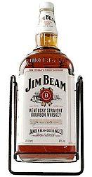 Jim Beam 4,5l v kolíske 40%