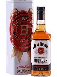Jim Beam v plechu 40% 0,7l