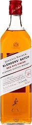 Johnnie Walker Blenders' Batch Red Rye 40% 0,7l