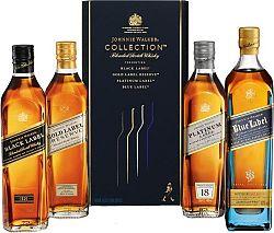 Johnnie Walker Collection 40% 0,8l