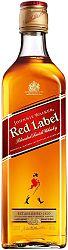 Johnnie Walker Red Label 1l 40%