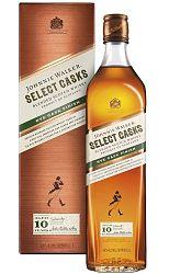 Johnnie Walker Select Casks - Rye Cask Finish 10 ročná 1l 46%