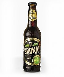 Kaltenecker pivo Brokát tmavý 13° 0,33l (5,5%)