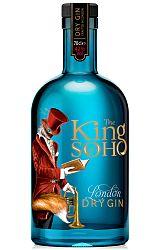 King of Soho London Dry Gin 42% 0,7l