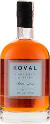 Koval Four Grain Whiskey 0,5l 47%