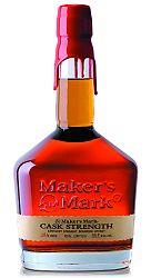 Makers Mark Cask Strength 55,75% 0,7l