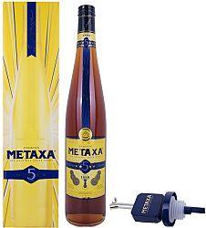 Metaxa 5* 3l 38%