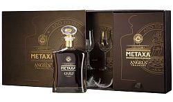 Metaxa Angels' Treasure s 2 pohármi 41% 0,7l