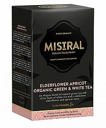Mistral Selection Elderflower Apricot 37,5g