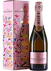 Moët & Chandon Rosé Impérial Emoji 12% 0,75l