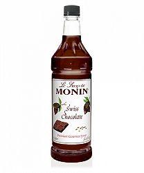 Monin Chocolate Sirup 1l