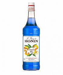 Monin Curacao Blue Sirup 1l