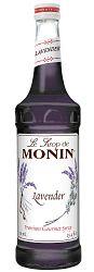 Monin Lavender - Levanduľa 0% 0,7l