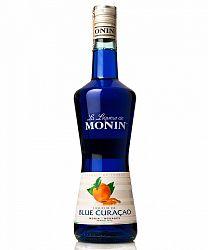 Monin Liqueur Blue Curacao 0,7l (20%)