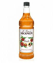 Monin Peach Sirup 1l