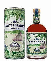 Navy Island Jamaica XO Reserve 0,7L (40%) + GB