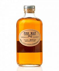 Nikka Pure Malt Black 0,5l (43%)