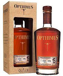 Opthimus 15 ročný Res Laude 38% 0,7l