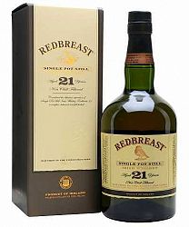 Redbreast 21Y Irish Whiskey + GB 0,7L (46%)