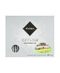 Rioba Ceylon čierny čaj 100x2g