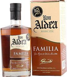 Ron Aldea Familia 15 ročný 40% 0,7l