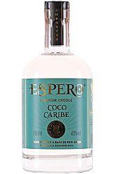 Ron Espero Creole Coco Caribe 40% 0,7l
