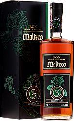 Ron Malteco Reserva Maya 15 ročný 40% 0,7l