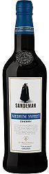 Sandeman Medium Sweet Sherry 15% 0,75l