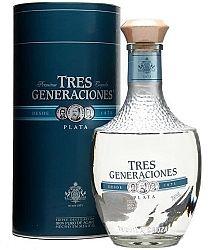 Sauza Tres Generaciones Plata 38% 0,7l