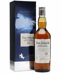 Talisker Single Malt Whisky 25YO + GB 0,7l (45,8%)