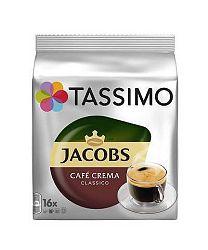 Tassimo Jacobs Caffé Crema kapsule 16ks