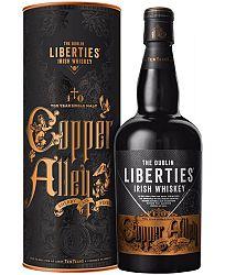 The Dublin Liberties Copper Alley 10 ročná Sherry Cask Finish 46% 0,7l