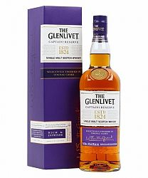 The Glenlivet Captain's Reserve 0,7l (40%)