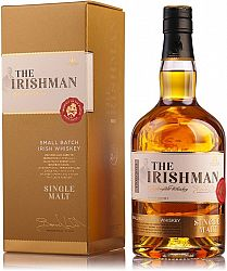 The Irishman Single Malt 40% 0,7l
