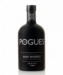 The Pogues The Official Irish Whiskey of The Legendary Band 0,7l (40%)