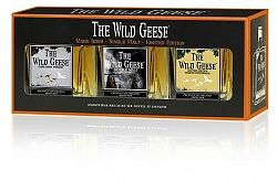 The Wild Geese sada miniatúr 43% 0,15l