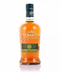 Tomatin 12Y 0,7l (43%)