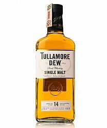 TULLAMORE D.E.W. 14Y 0,7l (41,3%)