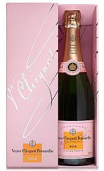 Veuve Clicquot Rosé v kartóniku 12,5% 0,75l