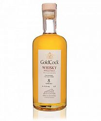 Whisky Gold Cock 8Y 0,7l (49,2%)