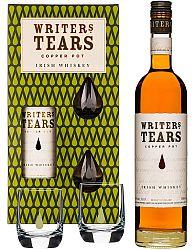 Writers Tears Copper Pot s 2 pohármi 40% 0,7l
