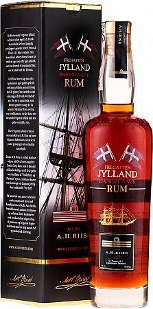 A.H. Riise Fregatten Jylland Rum 0,35l 45%