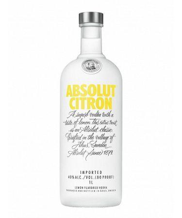 ABSOLUT Citron 1L (40%)